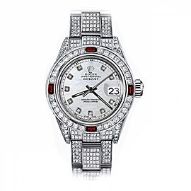 Rolex Diamond 179174 26mm Womens Watch