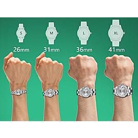 Rolex Diamond 179174 26mm Womens Watch