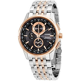 Citizen AT811657E Stainless Steel Quartz 43mm Mens Watch