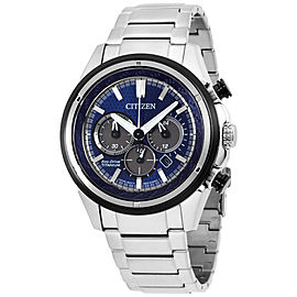 Citizen CA4240-82L Stainless Steel Quartz 46mm Mens Watch