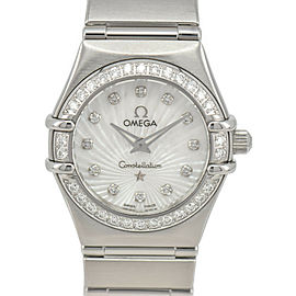 OMEGA Constellation 160th anniversary Ladies Watch