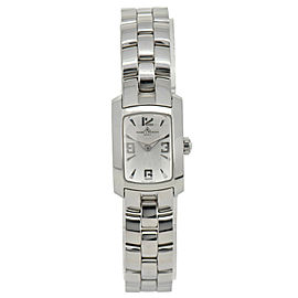 Baume & Mercier Hampton 65340 Stainless Steel Quartz Women's Watch