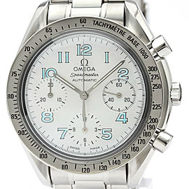OMEGA Speedmaster Reduced MOP Dial Automatic Watch 3802.71