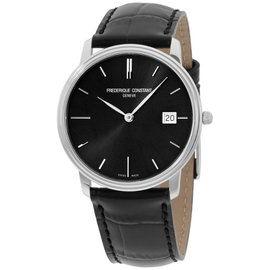Frederique Constant Slimline FC-220NG4S6 Stainless Steel 37mm Mens Watch