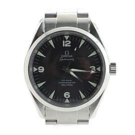 Omega Seamaster 300 Master Co-Axial Chronometer Spectre Limited Edition Automatic Watch Stainless Steel 39