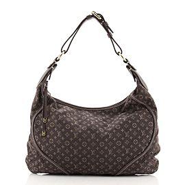 Louis Vuitton Manon Handbag Mini Lin MM
