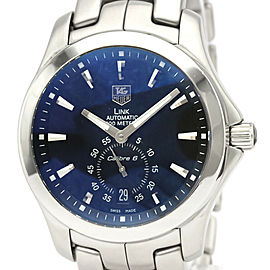 TAG HEUER Link Stainless steel Chronograph Steel Automatic Watch