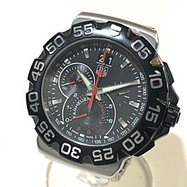 TAG HEUER CAH1010 Formula 1 Stainless Steel Grand Chronograph Wrist watch