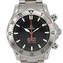 OMEGA Seamaster Apnea Mayor 2595.50 black Dial Automatic Men's Watch