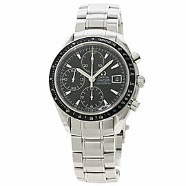 OMEGA 3210.5 Speedmaster Stainless Steel/Stainless Steel Date Watch TNN-2049