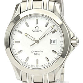 OMEGA Seamaster Stainless Steel 120M Quartz Watch