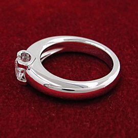 Cartier C setting ring