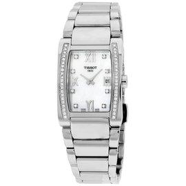 Tissot Generosi-T T0073091111601 Stainless Steel with Diamond Quartz 24mm Womens Watch