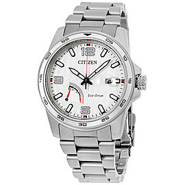 Citizen PRT AW703154A Stainless Steel Silver Dial 42mm Men's Watch