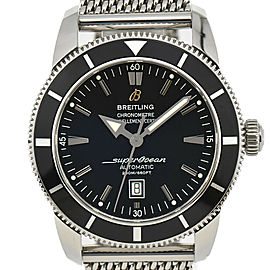 Breitling Super Ocean A17320 Stainless Steel Automatic Men's Watch