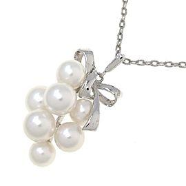 Mikimoto Pearl Necklace 925