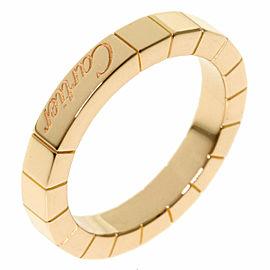 CARTIER 18k Pink Gold Lanire Ring