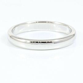 Tiffany & Co.950 Platinum Stacking Band Ring CHAT-165