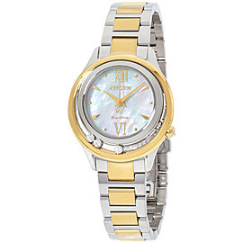 Citizen Sunrise EM051452D 33mm Womens Watch
