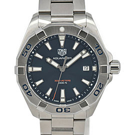 TAG HEUER Aqua Racer 300m WBD1112.BA0928 blue Dial Quartz Men's Watch