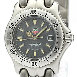 TAG HEUER Stainless steel Sel Professional Watch HK-2025