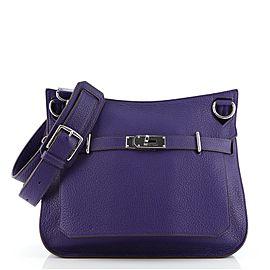 Hermes Jypsiere Bag Clemence 31