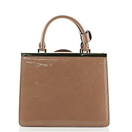 Louis Vuitton Deesse Handbag Monogram Vernis PM