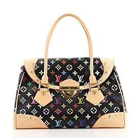 Louis Vuitton Beverly Handbag Monogram Multicolor GM