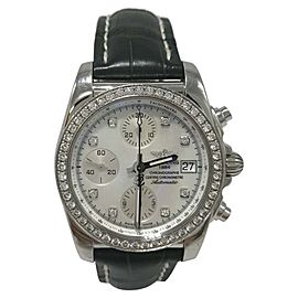 Breitling A13310 38mm Mens Watch