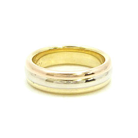 Cartier 18K Yellow Gold Ring US size 4