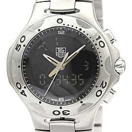 TAG HEUER Stainless steel Kirium Formula 1 Chronograph Watch HK-2414