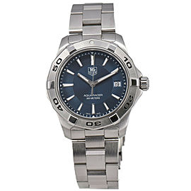 TAG Heuer Aquarace 300m WAP1112.BA0831 Blue Dial Quartz Men's Watch
