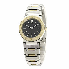 BVLGARI Stainless Steel/SSx18K Yellow GoldBVLGARI BVLGARI BB26SG Watch