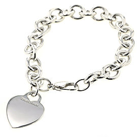 TIFFANY & Co 925 Silver bracelet TBRK-480