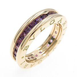 BVLGARI 18K Yellow Gold B.zero1 Ring
