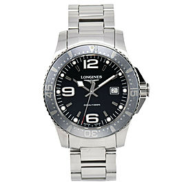 LONGINES Hydroconquest 300m L3.640.4 Date Quartz Men's Watch