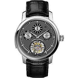Vacheron Constantin Traditionnelle Calibre 80172/000P-9505 Platinum with Opaline Dial 44mm Mens Watch
