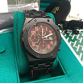 Audemars Piguet Royal Oak Offshore Las Vegas Strip PVD 42mm 26186SN.OO.D101CR.01