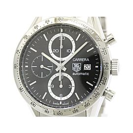 Tag Heuer Carrera Stainless Steel Automatic 41mm Mens Watch