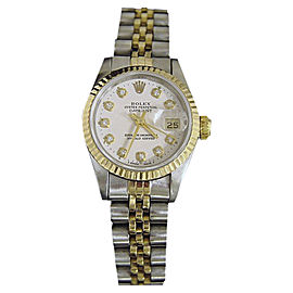 Rolex Datejust 69173 26mm Womens Vintage Watch