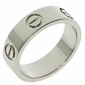 CARTIER Platinum love Ring