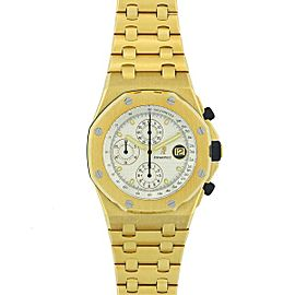Audemars Piguet Royal Oak Offshore 25721BA.OO.1000BA.03 42mm Mens Watch