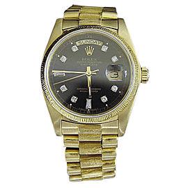 Rolex Day-Date President 18078 36mm Mens Vintage Watch