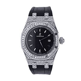 Audemars Piguet Royal Oak 67620ST-OO-D002CA-01 33mm Womens Watch