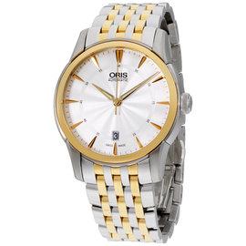Oris Artelier Date 73376704351MB 40mm Mens Watch