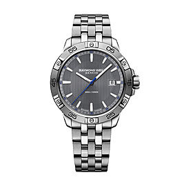 Raymond Weil Tango 300 8160-ST2-60001 Bracelet 41mm Mens Watch