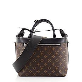 Louis Vuitton City Cruiser Handbag Monogram Canvas and Leather PM