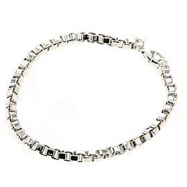 TIFFANY & Co Silver925 Venetian bracelet TBRK-377