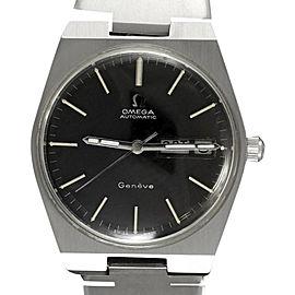 Omega Geneve 166.0125 Vintage 35mm Mens Watch