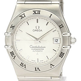 OMEGA Constellation Stainless steel Chronometer Automatic Watch